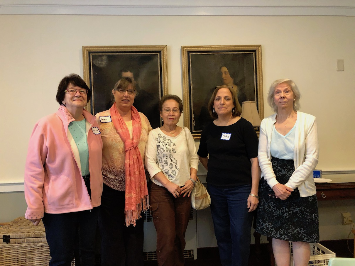 women's ministry photo