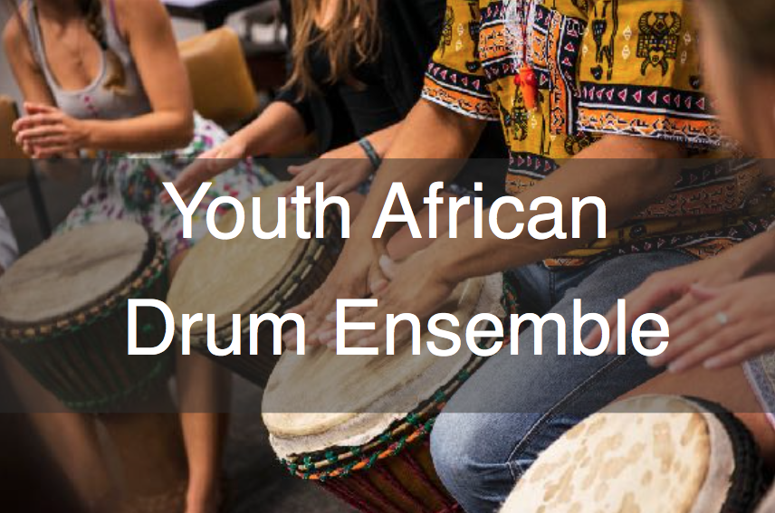 Youth African Drum Ensemble